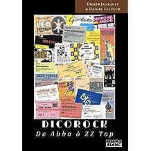 Dicorock De Abba à ZZ Top