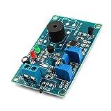 Piroelectricidad sensor DC 5V 0-20S retardo térmica del módulo de alarma