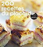 200 recettes du placard