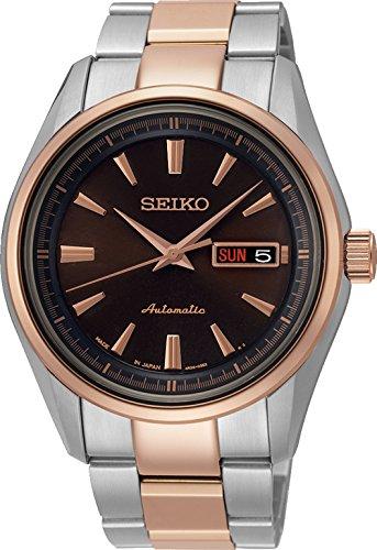 seiko-gents-automatic-rose-gold-bracelet-watch