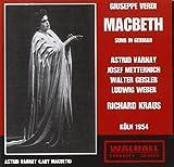 Macbeth Chanté En Allemand