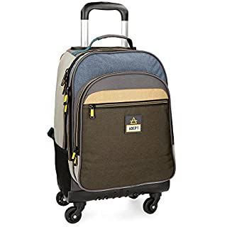 Adept Camper  Adaptable Backpack With Trolley