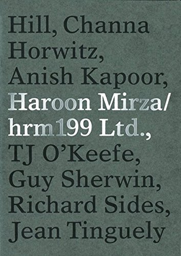 Haroon Mizra: HM199 Ltd