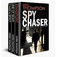 SPY CHASER three gripping espionage thrillers