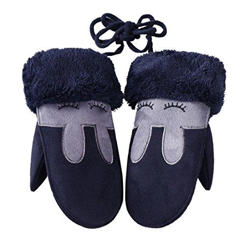 Kinder Handschuhe SHOBDW Winter Kinder Mädchen Jungen Twist -