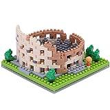 nanoblock NAN-NBH121 Colosseum 3D Puzzle