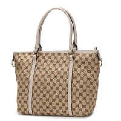 PACK Handtaschen Einfache Damen Umhängetasche Big Bag Canvas Tote Bag Einfach,PhotoColor (Tote Zubehör Big Canvas)