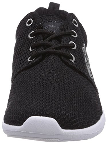 Kappa Speed Ii Chaussures Unisexe, Baskets Basses Unisexe Adulte Nero (schwarz (1116 Noir / Gris))