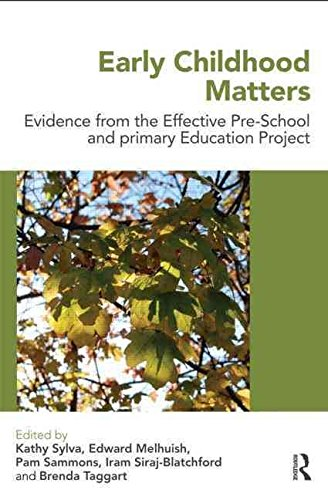 [Early Childhood Matters: Evidence from the Effective Pre-school and Primary Education Project] (By: Iram Siraj-Blatchford) [published: February, 2010]
