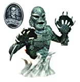 Universal Monsters Creature Bust Bank (Black/ White)