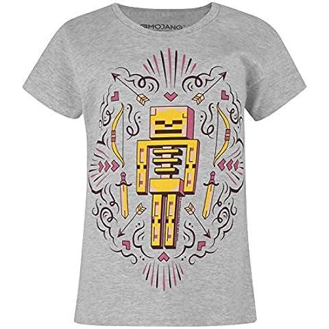 Noisy Sauce - Canotta - T-shirt con stampe - Maniche corte -  ragazza