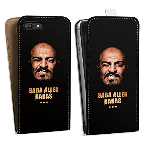 Apple iPhone X Silikon Hülle Case Schutzhülle Xatar Fanartikel Merchandise Baba aller Babas Downflip Tasche weiß