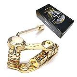 Duesenberg Linkshänder Les Trem II Tremolo für Gibson Epiphone Les Paul–Gold