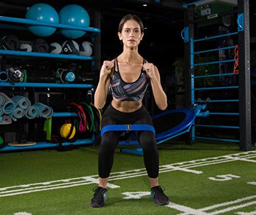 Zoom IMG-3 fasce di resistenza hip esercizio