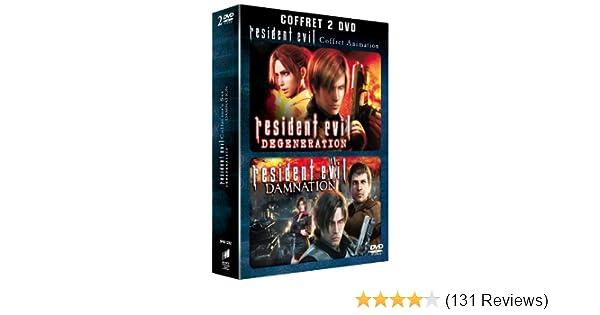 Resident Evil Damnation Resident Evil Degeneration