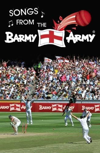 Songs From the Barmy Army (Cricket) Cricket-stil