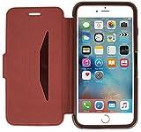 OtterBox Strada  sturzsichere Folio Leder Schutzhülle für Apple iPhone 6 Plus / 6s Plus