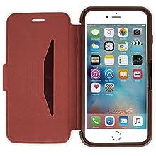 Otterbox Apple iPhone 6 Plus/6S Plus Strada Leather Folio Case - Burgundy