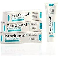 Preisvergleich für 3x Panthenol Skin Repair Dexpanthenol Haut Wund und Heilsalbe Salbe Creme 100ml