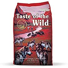 Taste of the wild South Canyon perros 2,3kg
