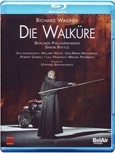La Walkyrie [Blu-ray] [(+booklet)] [Import anglais]