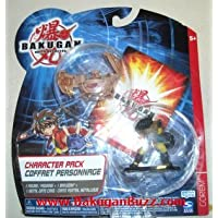 Bakugan Character Pack
