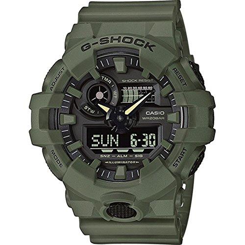 Casio G-Shock Herren-Armbanduhr GA-700UC-3AER