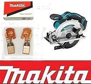 Makita CB441 Brosses de charbon pièce n° 194435-6 4334D 5621RD BHR202 BHR241 BJR181 M2