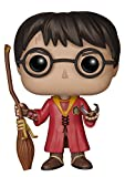 Funko - POP Movies - Harry Potter - Quidditch Harry...