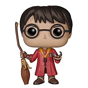 Funko Pop Funko Pop Harry Potter Quidditch (Harry Potter 08) (Harry Potter ) Funko Pop Harry Potter