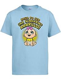 Camiseta nacida para ser una Submarino Amarillo Villarreal fútbol
