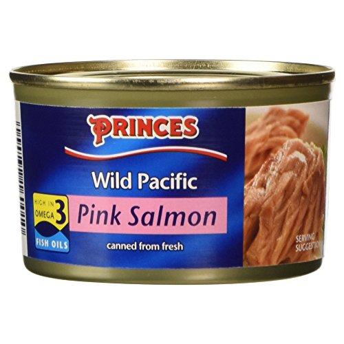 Princes Wild Pacific Pink Salmon 213g