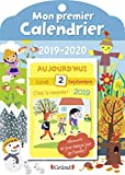 Mon premier calendrier 2019 2020