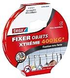 Tesa 55789-00000-00 Fixer Objets Xtreme 400kg 5 m x 19 mm -