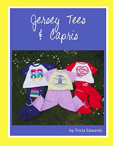 Jersey Tees & Capris (English Edition) (Pants Knit Capri)