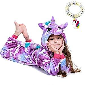 EuHigh Niños Pijama de Unicornio