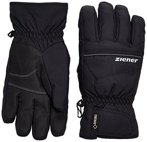 Ziener Herren Handschuhe GYLLIAN GTX R Gloves ski alpine, black, 11, 801004