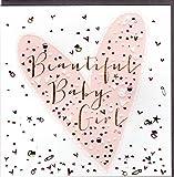 Belly Button Designs Paloma bezaubernde Glückwunschkarte zur Geburt