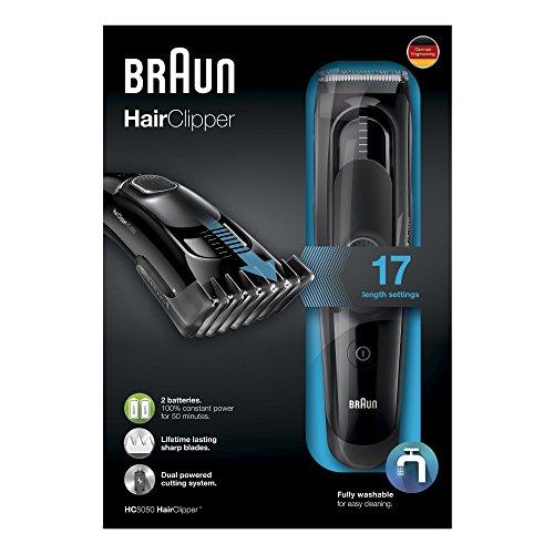 Braun Haarschneider/Trimmer HC5050 - 7
