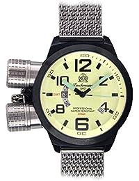 Tauchmeister 1937 T0201MIL T021MIL - Reloj , correa de acero inoxidable