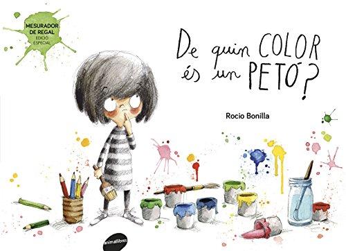 De quin color és un petó? (Àlbums il·lustrats) por Rocio Bonilla Raya