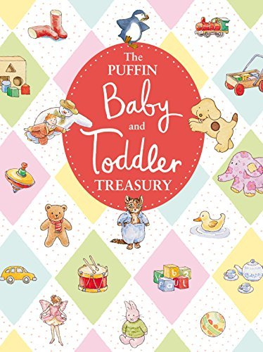 The Puffin Baby and Toddler Treasury by Various (2008-10-30)