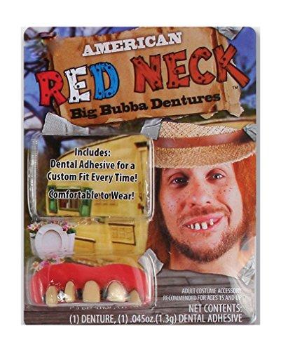 Acryl Zähne (Redneck Kostüme)