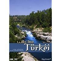 Wilde Türkei - Vom Ararat zum Bosporus (2 DVDs)
