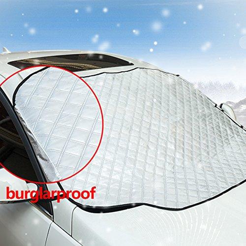 Parabrezza Parasol Auto Bigmeda Protezione Parabrezza Antighiaccio