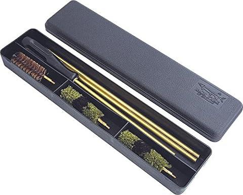 Jack Pyke Shotgun Cleaning Kit Wire Brush Mop Cleaning Rod (Hunting Shotgun)