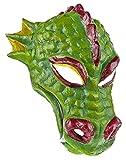Drachen Maske Handbearbeitete Theater Masken