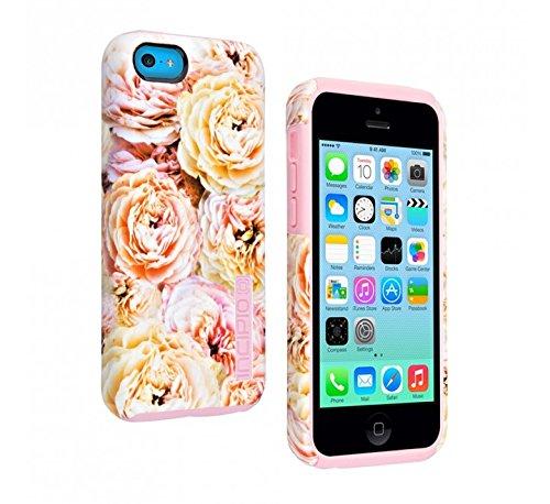 Incipio DualPro Print Hard Shell Case für Apple iPhone 5C-Floral (Iphone 5 Incipio Cases)