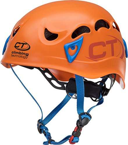 Climbing Technology Kletterhelm Galaxy orange/blau