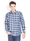 Orange Valley Slim fit Casual Shirt(Size...